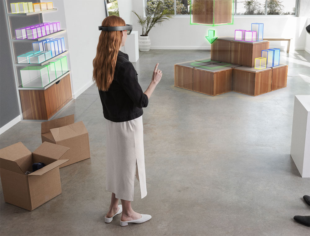 HoloLens in Retail